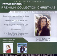 Christmas Collection, Accompaniment CD   -     By: Amy Grant