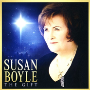 The Gift CD   -     By: Susan Boyle