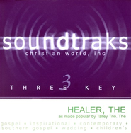 The Healer   [Music Download] -     By: The Talley Trio