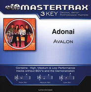 Adonai (Key-Ab-Bb-Premiere Performance Plus)  [Music Download] -     By: Avalon