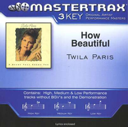 How Beautiful (Key-D-E-Premiere Performance Plus)  [Music Download] -     By: Twila Paris