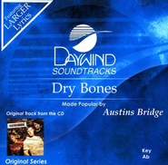 Dry Bones, Accompaniment CD   -     By: Austins Bridge