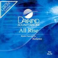All Rise, Accompaniment CD   -     By: The Nelons