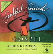 Alpha & Omega, Accompaniment CD   -     By: Israel & New Breed