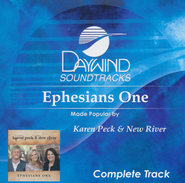 Ephesians One, Acc CD   -              By: Karen Peck