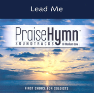 Lead Me, Accompaniment CD   -     By: Sanctus Real