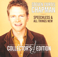Speechless & All Things New   -     By: Steven Curtis Chapman