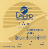 I Am, Accompaniment CD   -     By: Mark Schultz