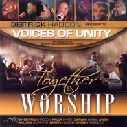 He's Able (Album Version)  [Music Download] -     By: Deitrick Haddon, Voices of Unity