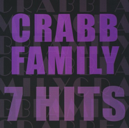 7 Hits: Crabb Family CD   -     By: The Crabb Family