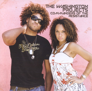 Commanders Of The Resistance CD   -     By: The Washington Projects