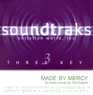 Made By Mercy, Accompaniment CD   -     By: The Ruppes