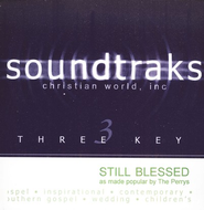 Still Blessed, Accompaniment CD  - Slightly Imperfect  -     By: The Perrys