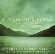 A Moments Peace, Volume 3   -