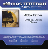 Abba Father, Accompaniment CD   -     By: Daniel Doss Band