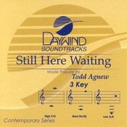 Still Here Waiting, Accompaniment CD   -     By: Todd Agnew