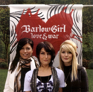 Love & War CD   -     By: BarlowGirl
