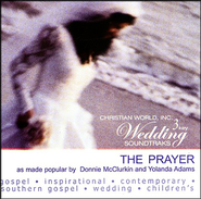 The Prayer, Accompaniment CD   -     By: Yolanda Adams, Donnie McClurkin