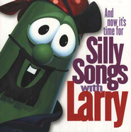 VeggieTales Music: Silly Songs with Larry, on CD   -