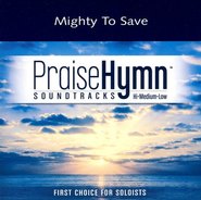 Mighty to Save, Accompaniment CD   -     By: Laura Story
