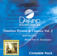 Timeless Hymns & Classics, Volume 2, Complete CD Tracks   -