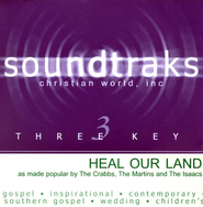Heal Our Land  [Music Download] -     By: The Crabbs, The Martins, The Issacs
