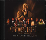 The Gospel Soundtrack CD   -