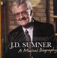 J.D. Sumner: A Musical Biography CD   -     By: JD Sumner, Donnie Sumner