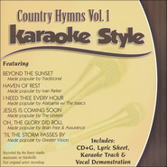 Country Hymns Vol. 1   -
