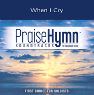 When I Cry, Accompaniment CD   -     By: Gaither Vocal Band
