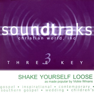 Shake Yourself Loose, Accompaniment CD   -     By: Vickie Winans
