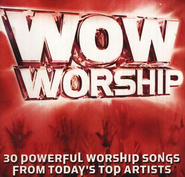 WOW Worship (Red), Compact Disc [CD]   -     By: Various Artists