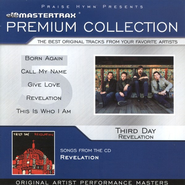 Songs from Revelation, Accompaniment CD   -     By: Third Day