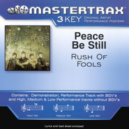 Peace Be Still (Premiere Performance Plus Track)  [Music Download] -     By: Rush of Fools
