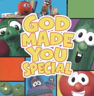 VeggieTales Music: God Made You Special CD   -