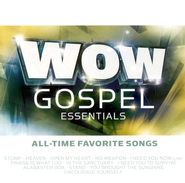WOW Gospel Essentials CD   -