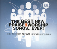 The Best New Praise & Worship Songs Ever, 3 CD Set   -     By: Various Artists