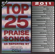 Top 25 Praise Songs 2011 CD   -