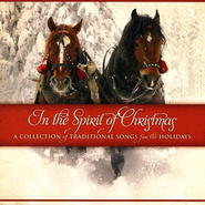 In The Spirit Of Christmas CD   -