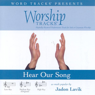Hear Our Song, Accompaniment CD   -     By: Jadon Lavik