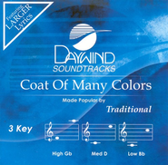Coat Of Many Colors, Accompaniment CD   -              By: Traditional