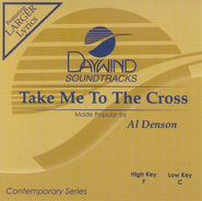 Take Me To The Cross, Accompaniment CD   -     By: Al Denson