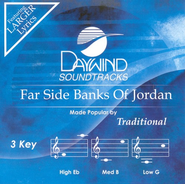 Far Side Banks Of Jordan, Accompaniment CD   -     By: Traditional