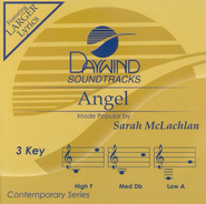 Angel, Accompaniment CD   -     By: Sarah McLachlan