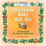 Christmas Baby Gift Set, 5 CDs   -              By: Cedarmont Kids