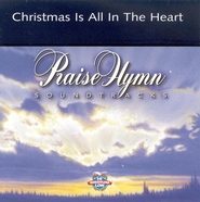 Christmas Is All in the Heart, Accompaniment CD   -     By: Steven Curtis Chapman