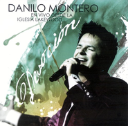Devoción, CD   -              By: Danilo Montero