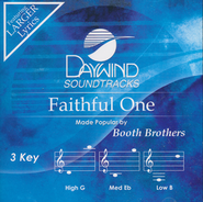 Faithful One  -     By: The Booth Brothers