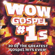 WOW Gospel #1's CD   -     By: Various Artists