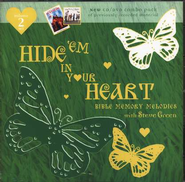 Hide 'Em in Your Heart, Volume 2--CD/DVD   -              By: Steve Green